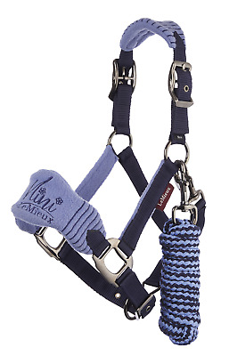 LeMieux Vogue Lot Head Collar and Lead Rope Polaire