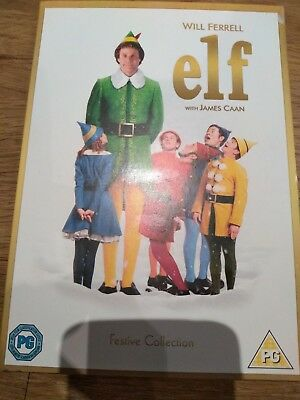 Elf (DVD, 2005) - starring Will Ferrell
