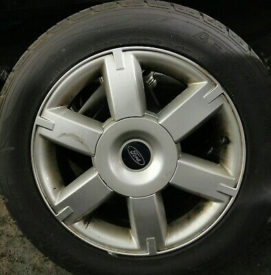 RS Mk1 Alloy Space Saver Wheel /& Tyre Genuine Ford Focus ST170 Used