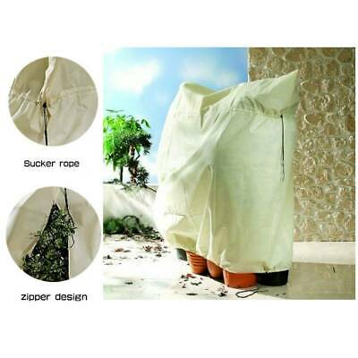 Plant Protector Covers Winter Frost Shrubs Flower Protection Fleece Jacket Bags