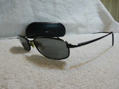 Rayban RB 3198 006 55-18 3N EYEGLASSES SUNGLASSES Excellent with case + Cloth
