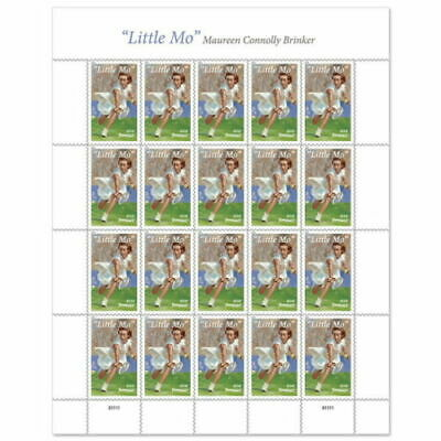 USPS Forever Postage Stamps 'Little Mo' full sheet of of 20 - $11.00