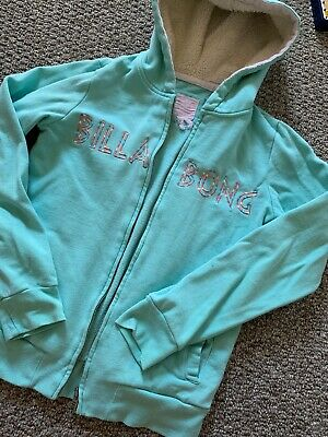 Girls Billabong Hoodie Jumper Sz 12