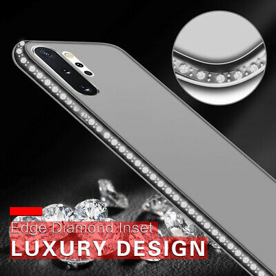 Bling Glitter Diamond Shockproof Soft Silicone Slim Case For Huawei P30 Lite Pro