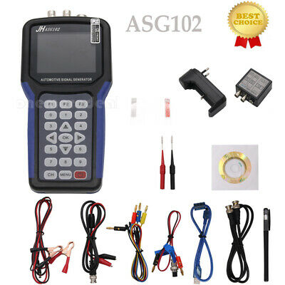ASG102 Digital Handheld Signal Generators 2-Ch Car Automotive Signal Generator/