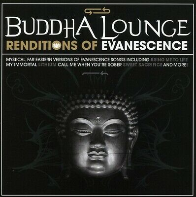 182048 Buddha Lounge Renditions Of Evanescence (CD) |Nuevo|