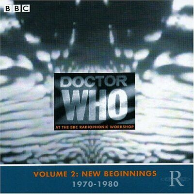 181851 Doctor Who At The Bbc Radiophonic Workshop: Volume 2 (CD) |Nuevo|