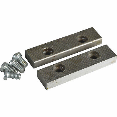 Irwin Record Replacement Vice Jaws and Screws 75mm