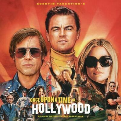 Ost: Quentin Tarantino's Once Upon Time Hollywood (Cd.)