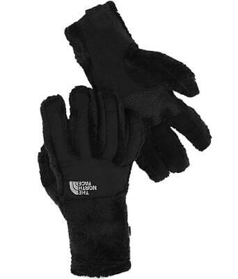 The North Face Womens Denali Thermal Etip Gloves TNF Black Sz XS S M L