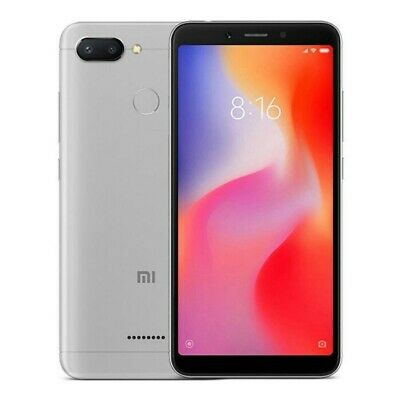 Xiaomi Redmi 6 Versión Global