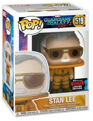 Stan Lee Guardians of the Galaxy Vol.2 Pop! NYCC 2019 Shared Excl. Confirmed