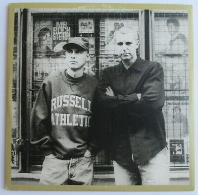 """Pet Shop Boys - Cd Single Promo """"A Red Letter Day"""""""