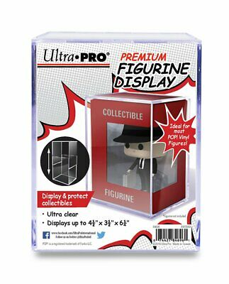 Ultra Pro Premium Figurine Display for Funko POP and Other Figurines
