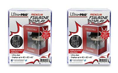 Ultra Pro Premium Figurine Display for Funko POP and Other Figurines (2 Pack)