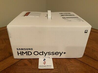 Samsung HMD Odyssey+ PLUS Windows Mixed Reality VR Headset - LATEST VERSION Open