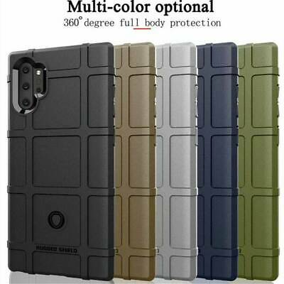 Hybrid Shockproof Rugged Back Cover Case For Samsung Galaxy Note 10 Plus S10 5G