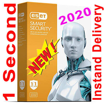 ESET Smart Security V12 Global Key 365 Days NEW