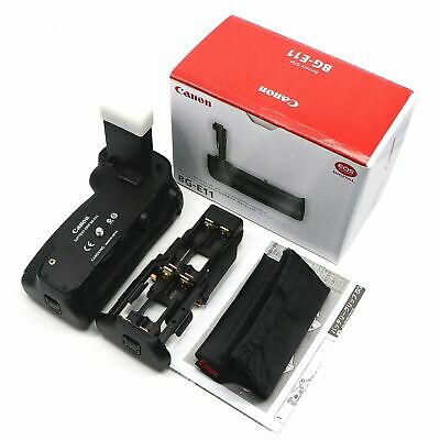 NEW CANON BG-E11 Battery Grip Holder for Canon EOS 5D3 5DIII 5D Mark III LP-E6