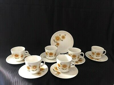 Johnson of Australia Cups and Saucers