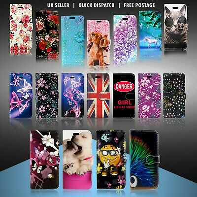For Samsung Galaxy A7 2017 & Many Book Wallet Flip Leather Full Safe Case Cover