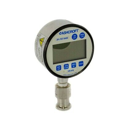 Ashcroft DXLdp Differential Pressure Transmitter 160 PSIG 0.25% Accuracy