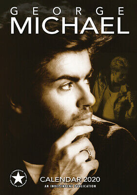 Calendrier George Michael 2020