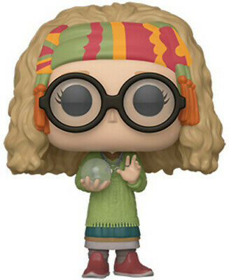Harry Potter - Professor Sybill Trelawney - Funko Pop! Movies: (2019, Toy NUEVO)