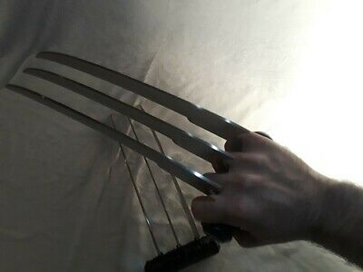X-men Wolverine Claws Pair -Actual Blade - NOT a Toy/Cosplay