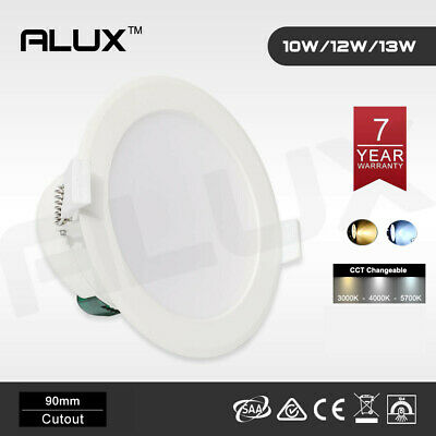 LED Downlight 10W/12W/13W 90mm Dim&Non-dim Color changeable Warm/Cool IP44