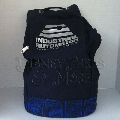 Disney Parks Star Wars Galaxy's Edge Astromech Droid Depot Custom Droid Backpack