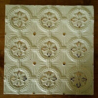 Fine Quality Victorian Gothic tile.