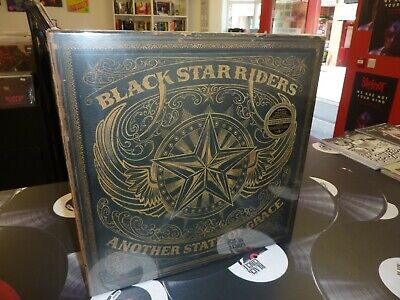 Black Star Riders - Another State Of Grace Ltd Gold Lp/Cd Box Set Mint/Sealed