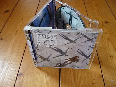 Muse – Absolution LIMITED EDITION CD+DVD MOTOR MUSIC RECORDS 2003