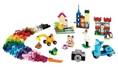 Lego Classic 10698 Large Creative Brick Box Toy