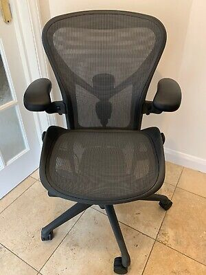 Herman Miller Aeron Chair Size B - Local Delivery Excellent Condition
