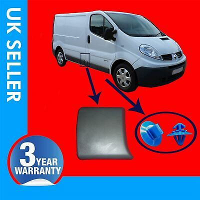 For Renault Trafic Door Moulding Strip & Clips Right Side 93852554