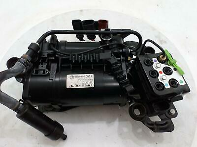 VW Phaeton 2002 - 2015 Air Suspension Pump Compressor Tested  3D0616005L