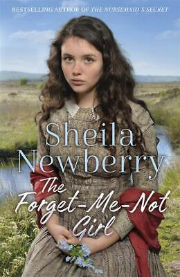 Sheila Newberry __ The Forget-Me-Not Girl __ Brand New __ Freepost Uk