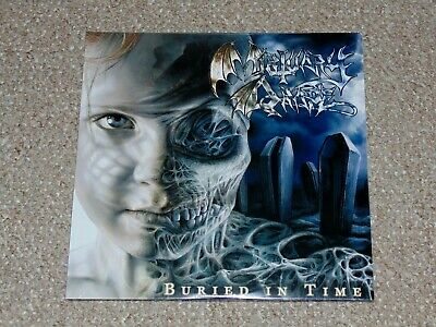 Mortuary Drape - Buried In Time LP Vinyl Record 2013 New Peaceville Records