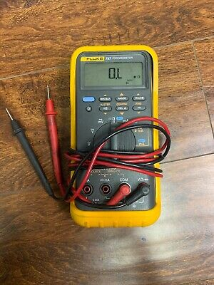 FLUKE 335 DIGITAL Clamp Meter True RMS 600V CATIII - $79 95