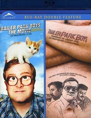 DVD - Trailer Park Boys the Movie & Countdown to Liquor Day - New