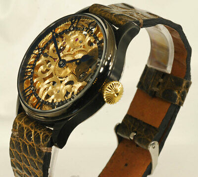 Very beautiful watch-skeleton OMEGA
