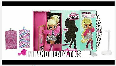"""In Hand 1 LOL Surprise Series OMG Lady Diva 10"""" Fashion Doll Big Sister Clothing"""