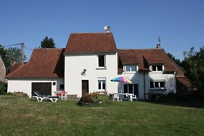 Permanent swap of 5 bed house in central France for property in Bergerac area