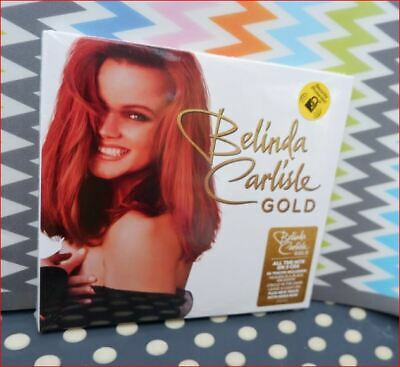 3xCD BELINDA CARLISLE/Best of New Sealed 6/09/19 FastFreepost GOLD Heaven Circle