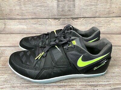 more photos sneakers for cheap best choice NWT NIKE ZOOM Rotational 6 Shotput Discus SD Shoes Black ...