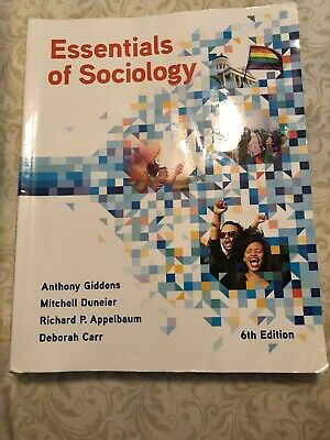 Essentials Of Sociology 6th Edition NEW Softcover Textbook