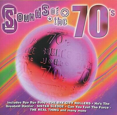 SOUNDS OF THE 70's TIME MUSIC INTERNATIONAL CD COMPILATION [1998]