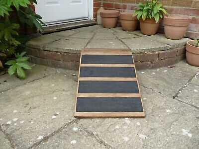 18cm High Pet Ramp for Steps